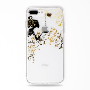 cute iphone case autumn fairy made in japan