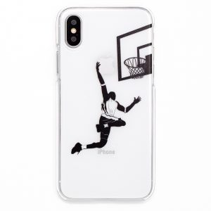 basketball player cool iphone case