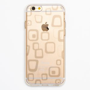 Rough Box Square cute iphone case